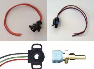 Sensors, Plugs